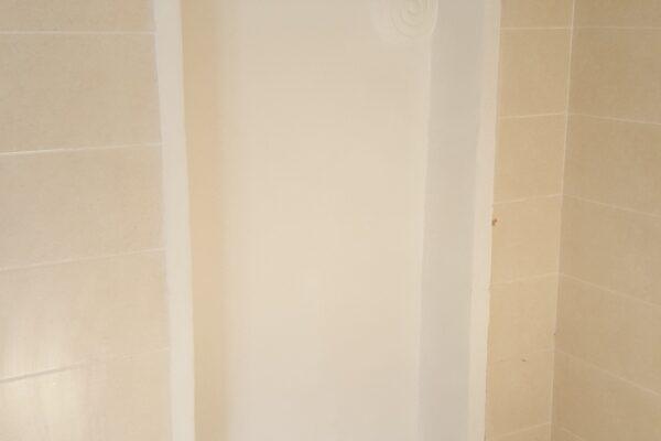 parete radiante lato bagno