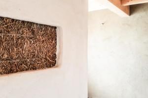 finestra della veritá e muro di terra  Ca'Nora