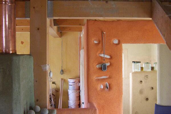 work in progress stube  bagno  e satellite