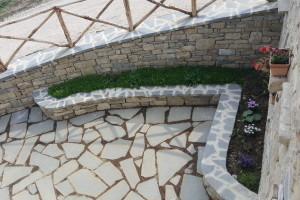 sistemazioni esterne patio appartamento