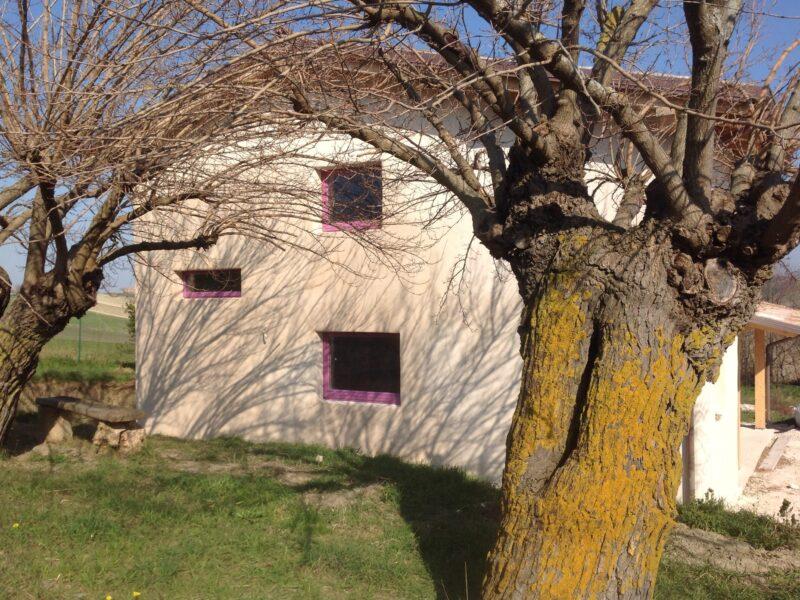 casa in paglia e canapa Ca'Nora