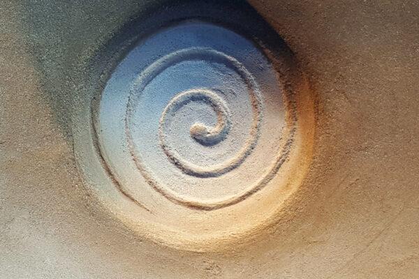 spirale tappo stube di Maria Luisa
