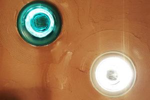 isolatori in vetro di alta tensione stube di Simone